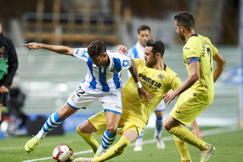Prediksi Bola Real Sociedad VS Villarreal - Nova88 Sports