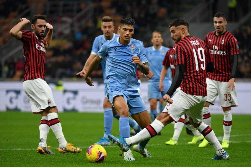 Prediksi Bola AC Milan VS Lazio - Nova88 Sports