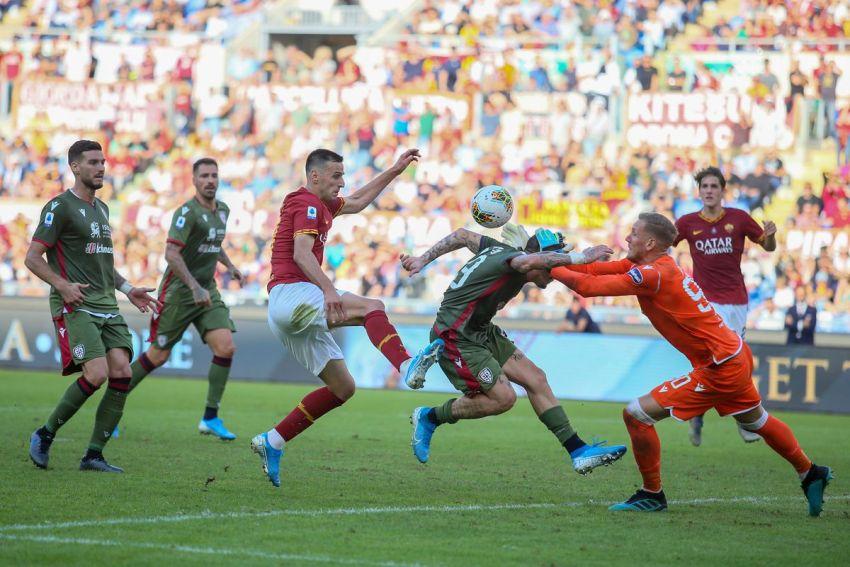 Prediksi Bola AS Roma VS Cagliari - Nova88 Sports