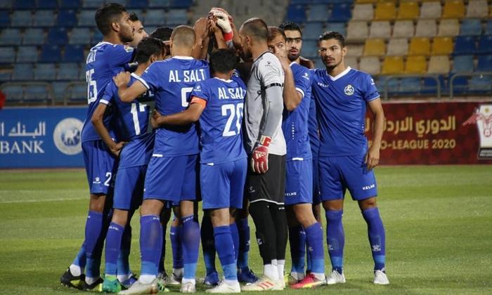 Prediksi Bola Al-Jazeera VS AL Salt - Nova88 Sports