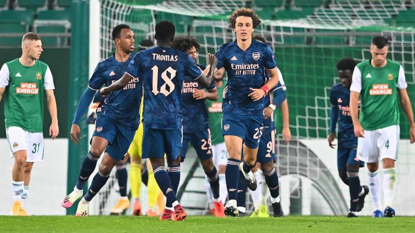 Prediksi Bola Arsenal VS Rapid Wien - Nova88 Sports