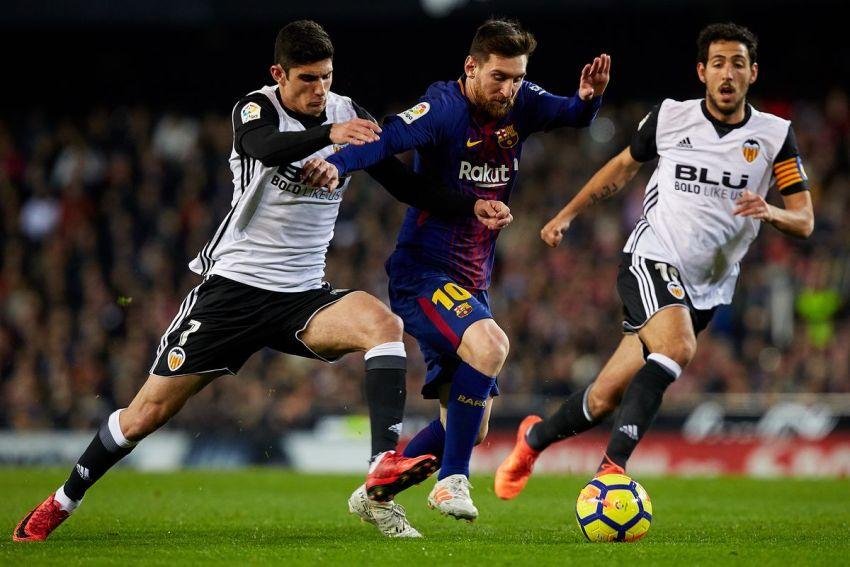 Prediksi Bola FC Barcelona VS Valencia - Nova88 Sports