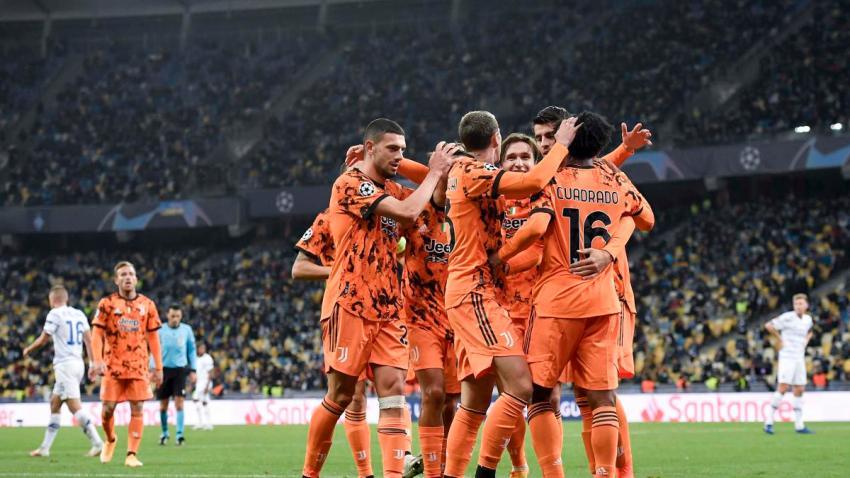 Prediksi Bola Juventus VS Dynamo Kyiv - Nova88 Sports