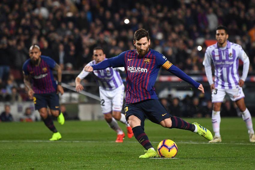 Prediksi Bola Real Valladolid VS FC Barcelona - Nova88 Sports