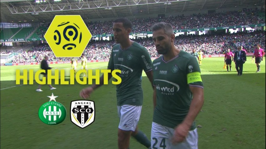 Prediksi Bola Saint Etienne VS Angers - Nova88 Sports