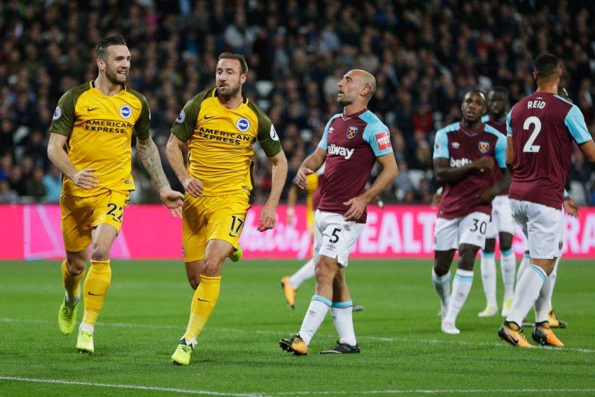 Prediksi Bola West Ham United VS Brighton Hove Albion - Nova88 Sports