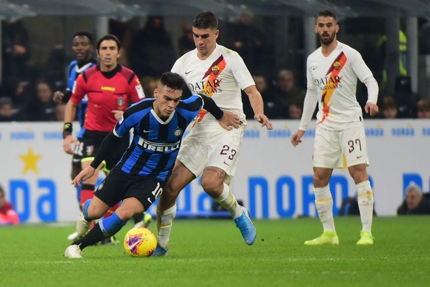 Prediksi Bola AS Roma VS Inter Milan - Nova88 Sports