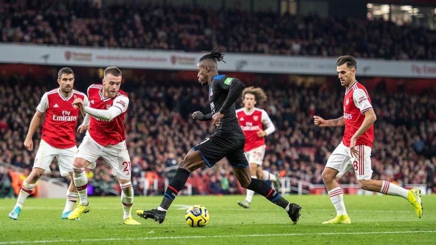 Prediksi Bola Arsenal VS Crystal Palace - Nova88 Sports