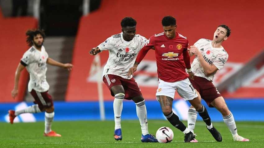 Prediksi Bola Arsenal VS Manchester United - Nova88 Sports