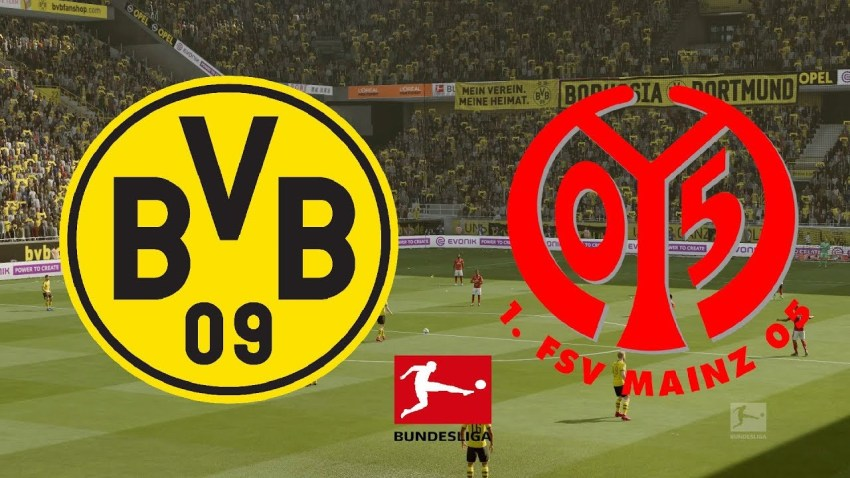 Prediksi Bola Borussia Dortmund VS FSV Mainz 05 - Nova88 Sports