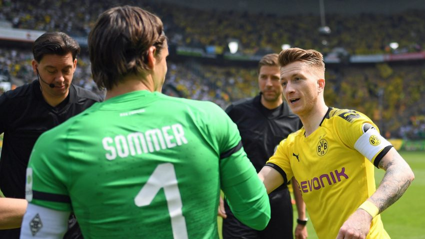 Prediksi Bola Borussia Monchengladbach VS Borussia Dortmund - Nova88 Sports