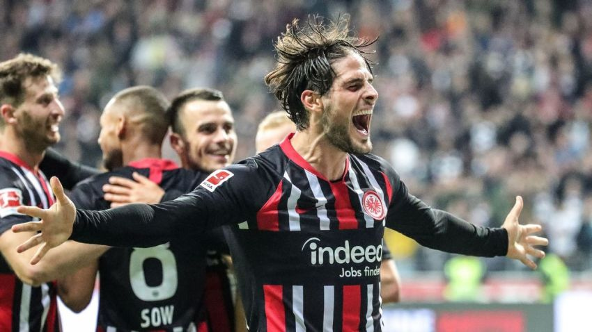 Prediksi Bola Eintracht Frankfurt VS Bayer Leverkusen - Nova88 Sports
