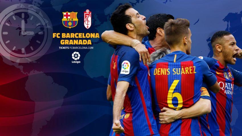 Prediksi Bola Granada CF VS FC Barcelona - Nova88 Sports