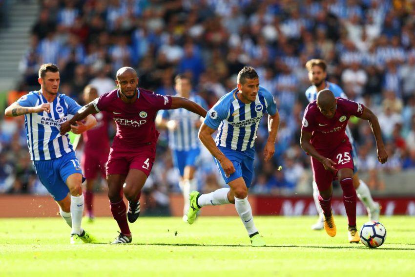 Prediksi Bola Manchester City VS Brighton Hove Albion - Nova88 Sports