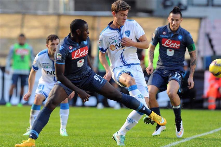 Prediksi Bola Napoli VS Empoli - Nova88 Sports