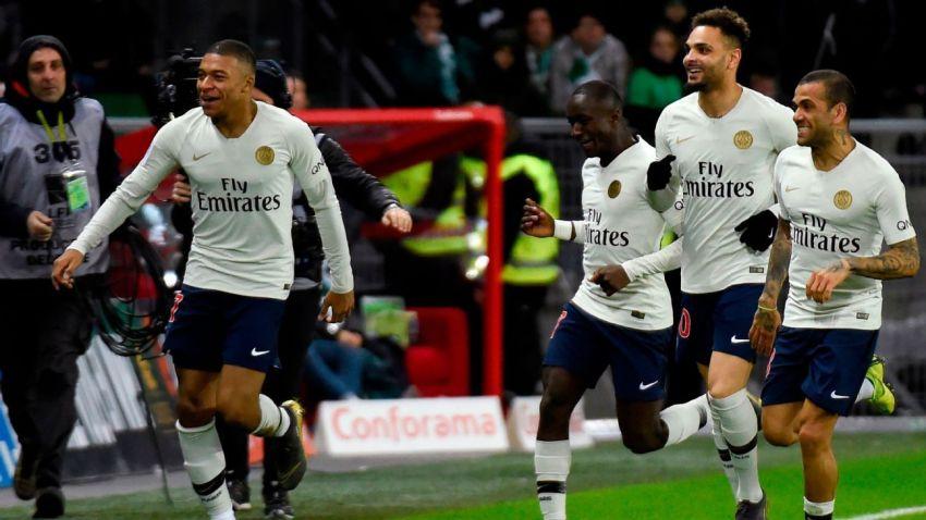 Prediksi Bola Saint Etienne VS Paris Saint Germain (PSG) - Nova88 Sports