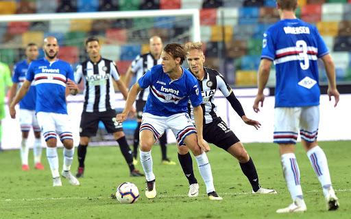 Prediksi Bola Sampdoria VS Udinese - Nova88 Sports