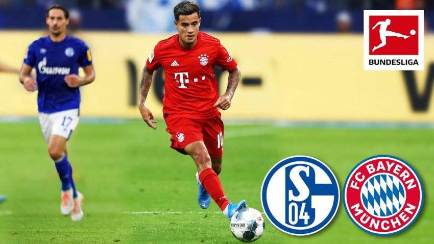 Prediksi Bola Schalke 04 VS Bayern Munchen - Nova88 Sports