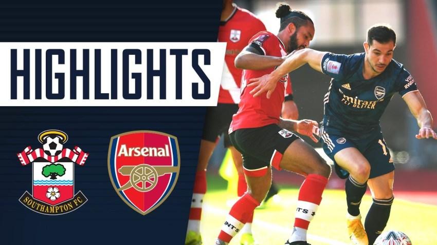 Prediksi Bola Southampton VS Arsenal EPL- Nova88 Sports