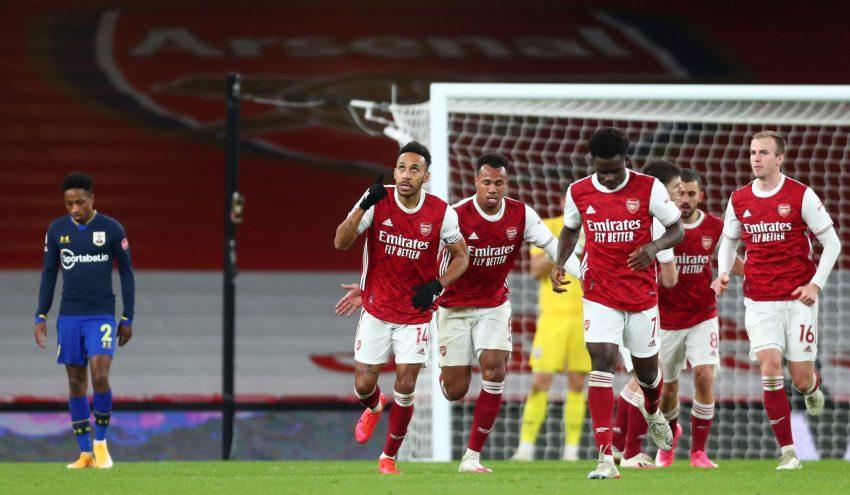 Prediksi Bola Southampton VS Arsenal - Nova88 Sports