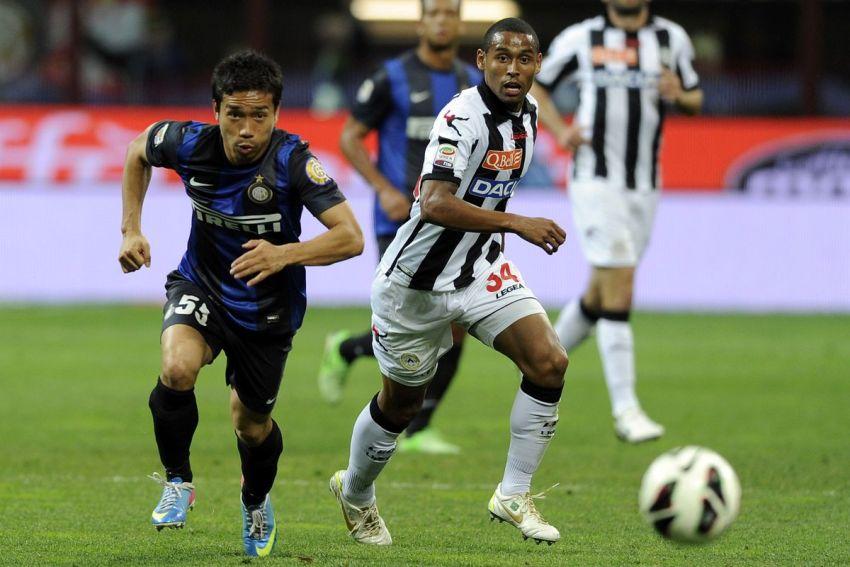 Prediksi Bola Udinese VS Inter Milan - Nova88 Sports