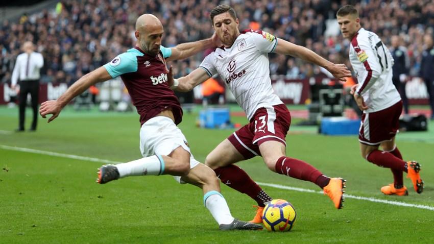 Prediksi Bola West Ham United VS Burnley - Nova88 Sports
