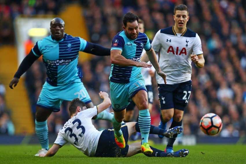 Prediksi Bola Wycombe Wanderers VS Tottenham Hotspur - Nova88 Sports