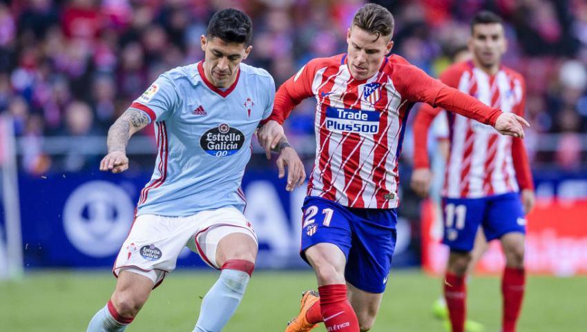 Prediksi Bola Atletico Madrid VS Celta Vigo - Nova88 Sports