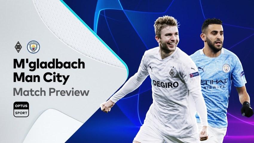 Prediksi Bola Borussia Monchengladbach VS Manchester City - Nova88 Sports