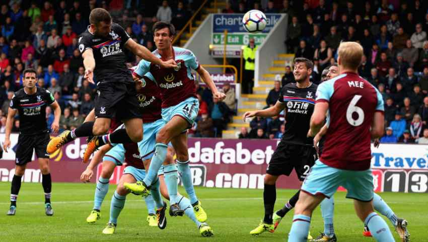Prediksi Bola Crystal Palace VS Burnley - Nova88 Sports