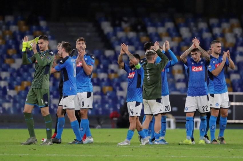 Prediksi Bola Granada CF VS Napoli - Nova88 Sports