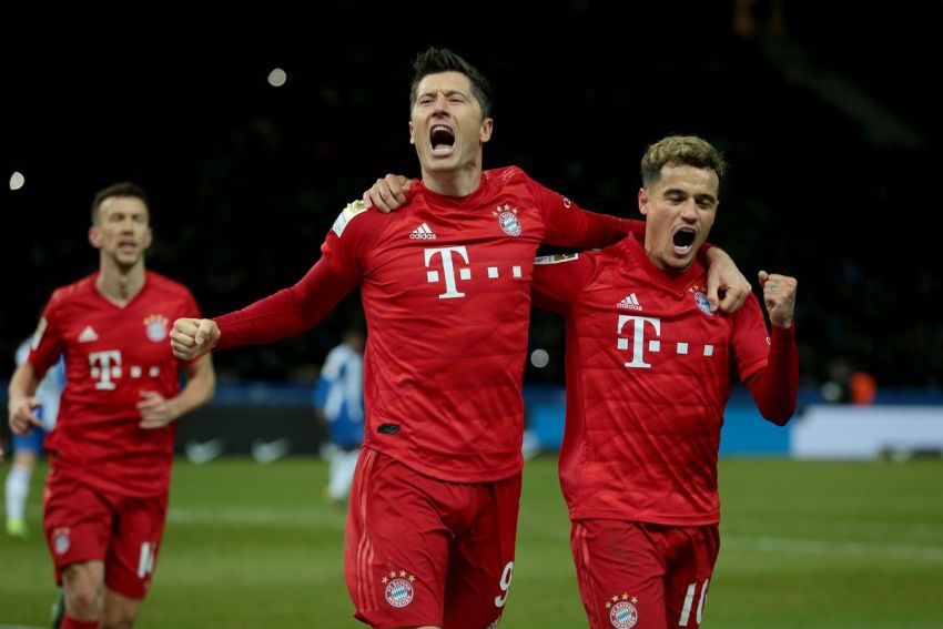 Prediksi Bola Hertha Berlin VS Bayern Munchen - Nova88 Sports