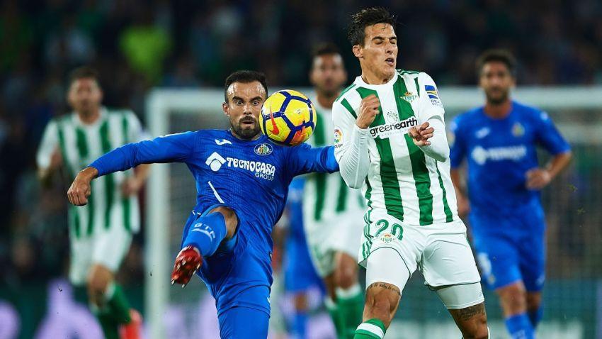 Prediksi Bola Real Betis VS Getafe - Nova88 Sports