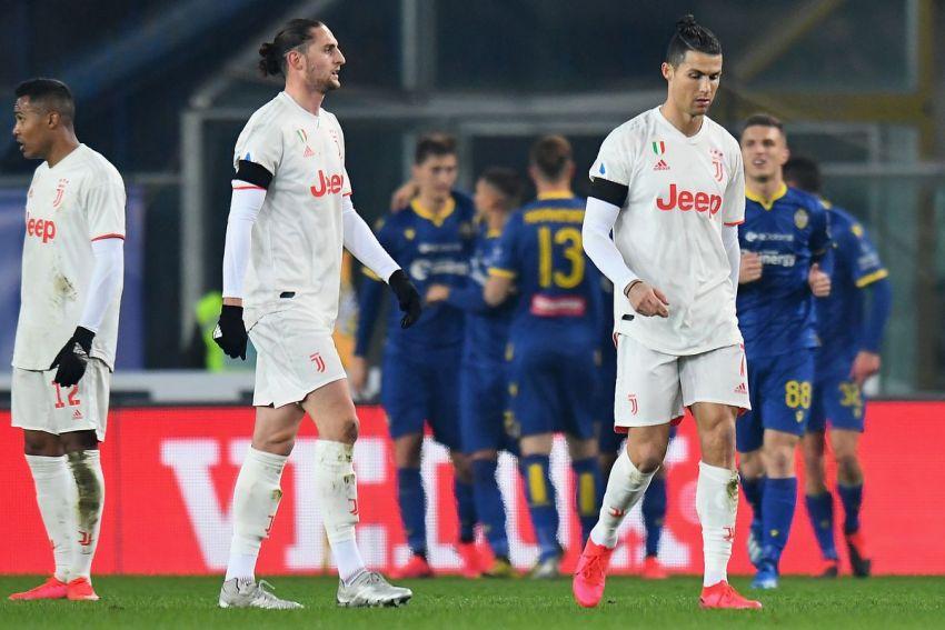 Prediksi Bola Verona VS Juventus - Nova88 Sports