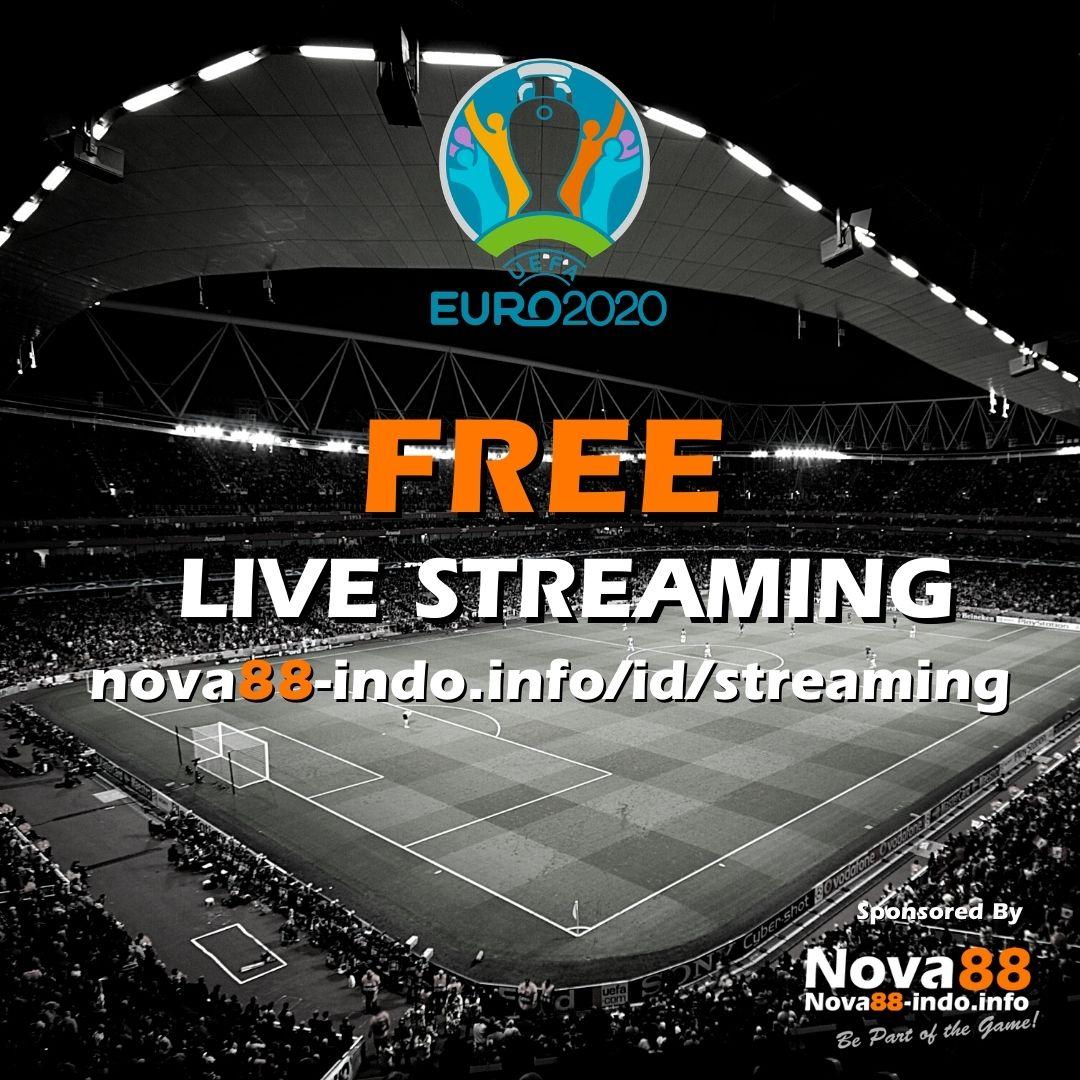 NOVA88 EURO 2020 FREE LIVE STREAMING