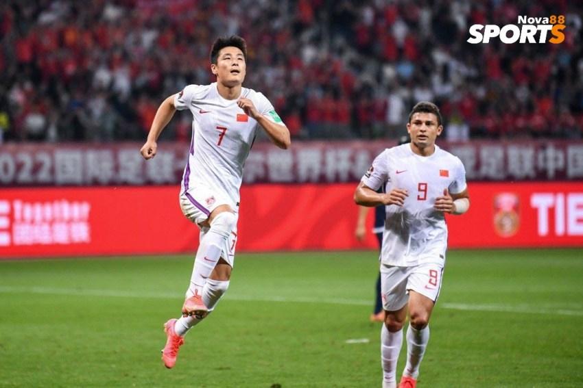 Prediksi Bola China VS Maladewa - Nova88 Sports