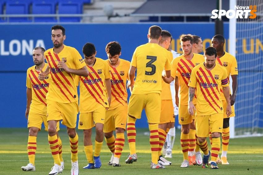 Prediksi Bola FC Barcelona vs Gimnastic - Nova88 Sports