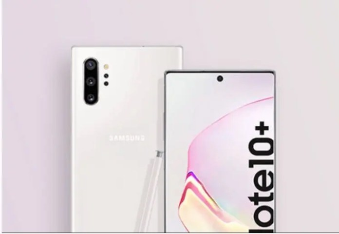 US Cellular Cell Phone - Samsung Galaxy Note 10 Plus