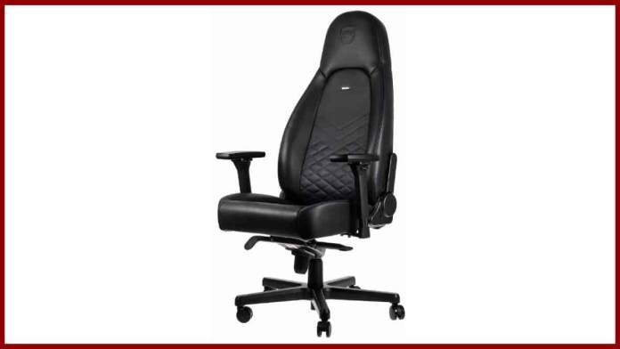 7. Noblechairs Icon Gaming Chair