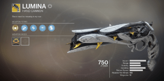 Destiny 2 Guide: How to get the Lumina and Rose Hand Cannons