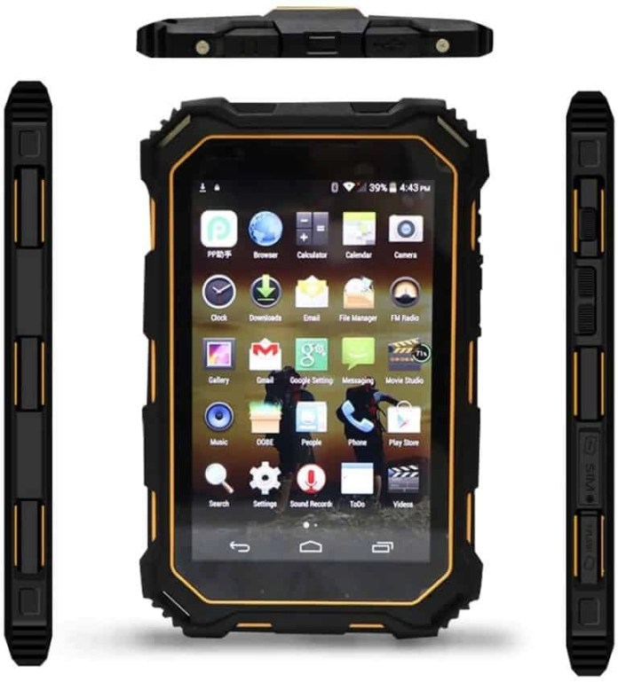 Best Waterproof And Rugged Tablets