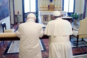 francisco-y-benedicto-juntos
