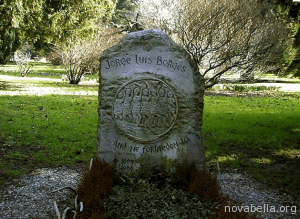tumba borges