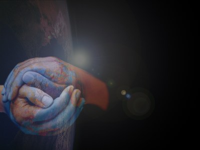 Bendice manos