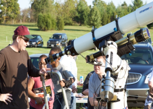 Astronomy Day @ C.M. Crockett Park