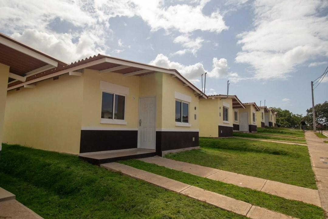 proyectos de vivienda en Chorrera con bono del MIVI