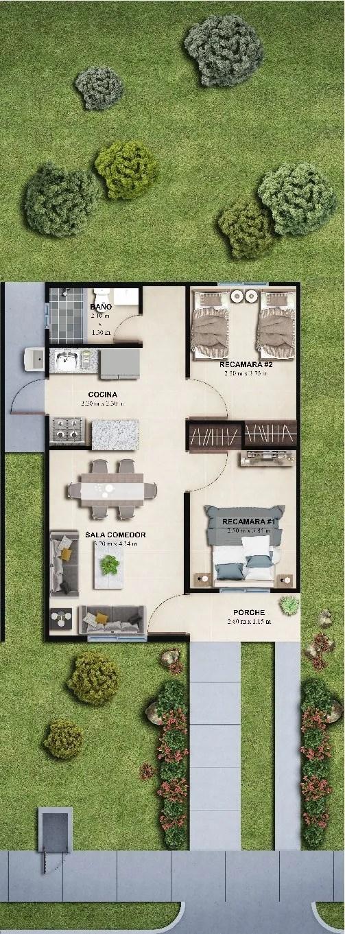 Proyectos de casas en Panamá