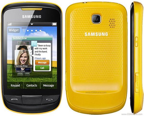 Samsung Corby 2'ye Android Yüklenir mi?