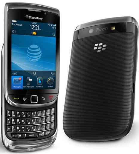 Blackberry Torch 9800'e Format Nasıl Atılır?