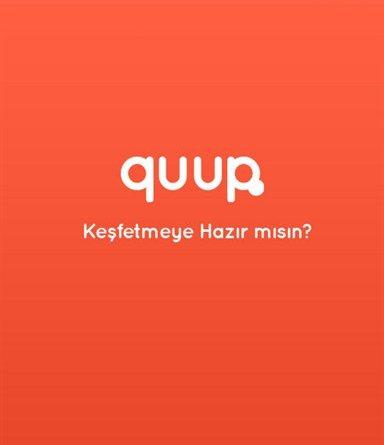 quup.com Android Uygulaması